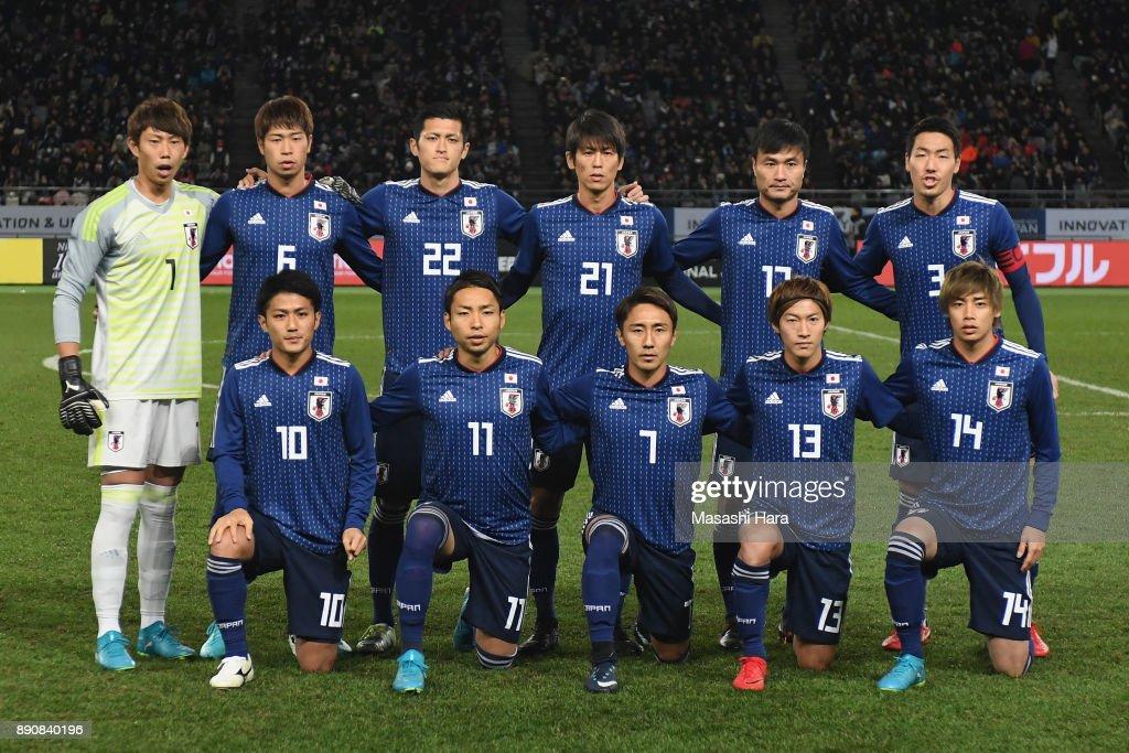 Japan v China - EAFF E-1 Men's Football Championship