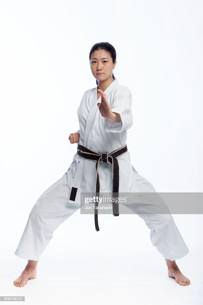 Japanese portrait : Stock Photo