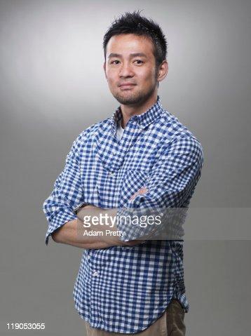Japanese Portraits : Stock Photo