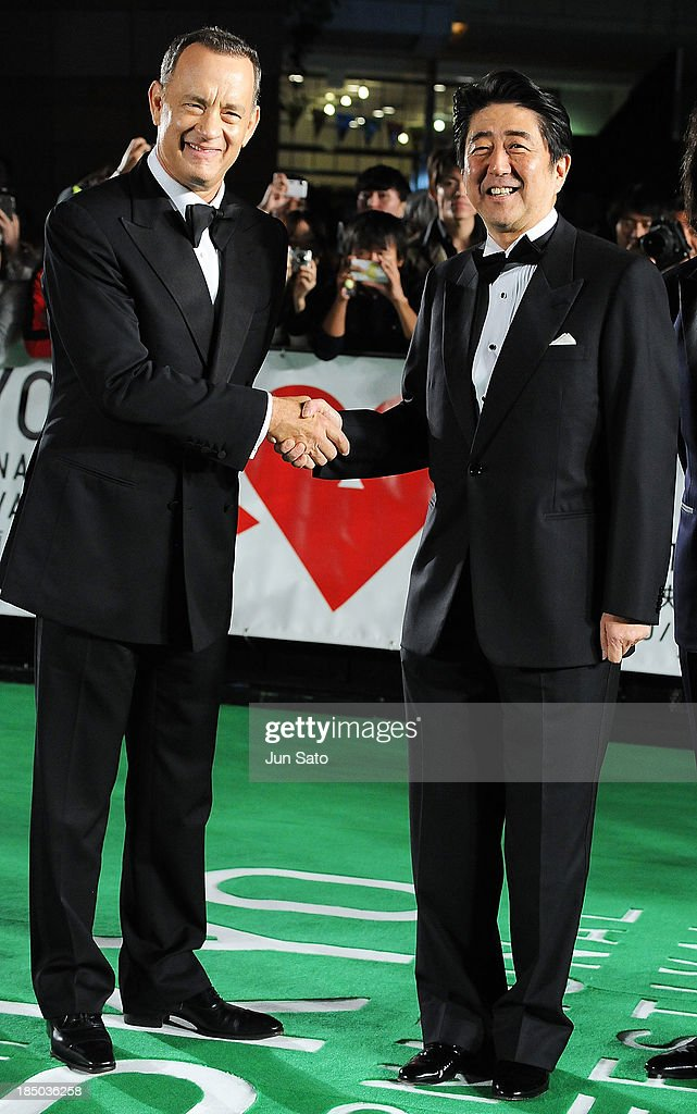 The 26th Tokyo International Film Festival - Opening ...