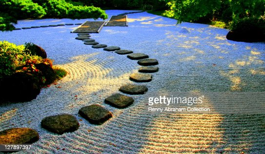 Japanese Rock Garden
