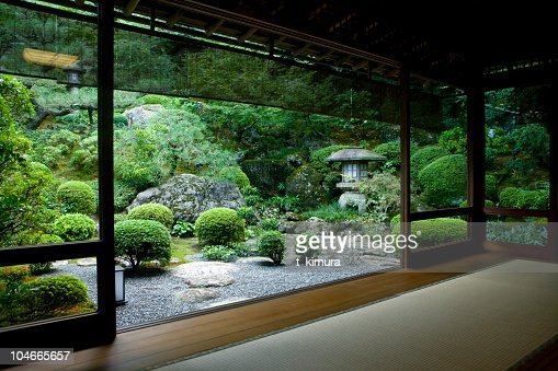 Japanese Room with a View