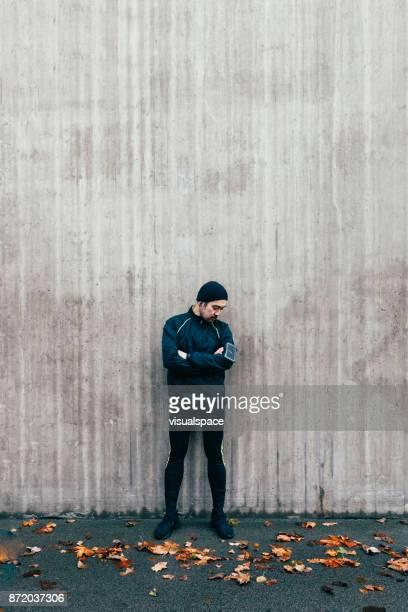 Japanese runner