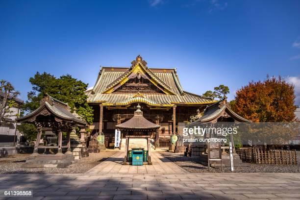 Japanese shrine at Naritasan