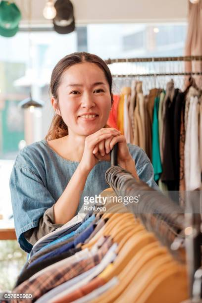 Japanese Store Owner