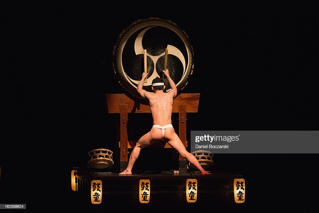 Kodo Perform In Milwaukee