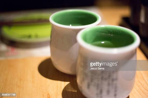 Japanese tea in Hong Kong