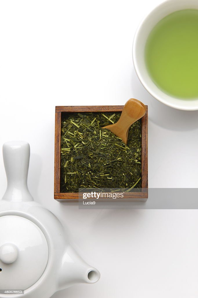 japanese tea : Stockfoto