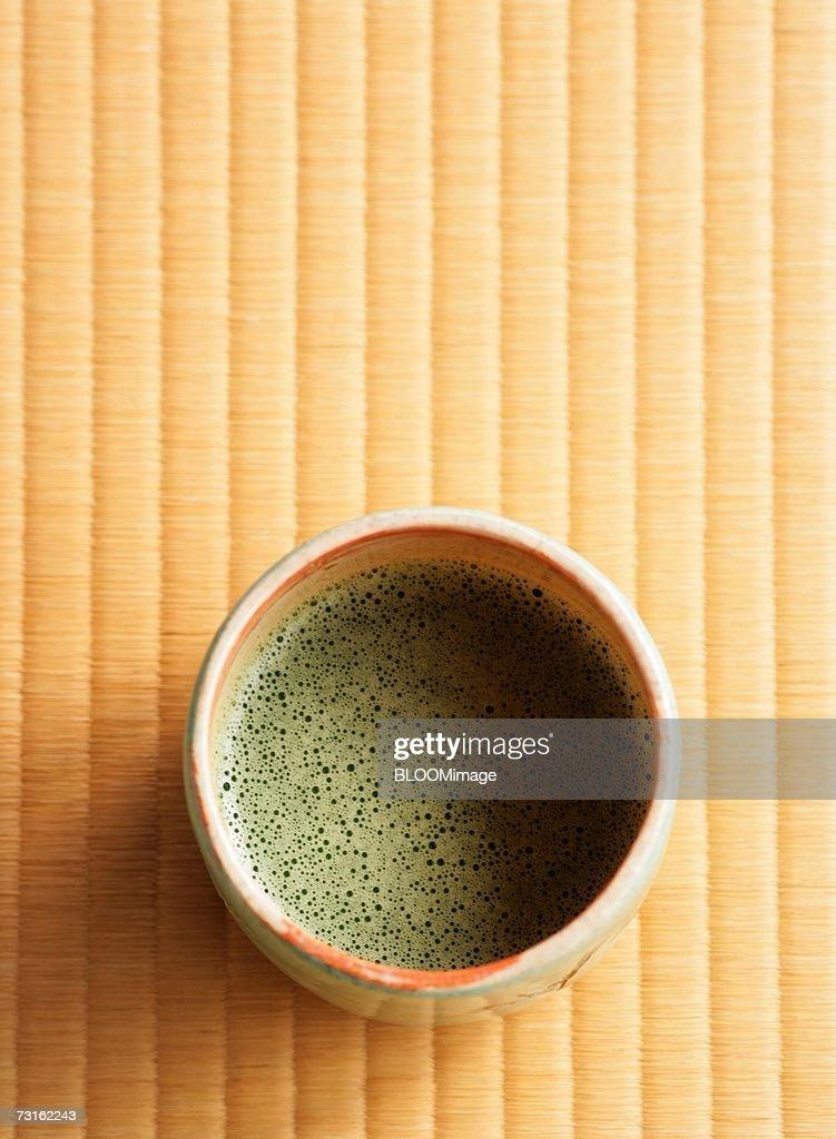 Japanese tea : Stock Photo