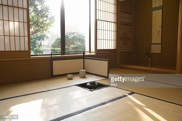 Japanese tea room, Japan