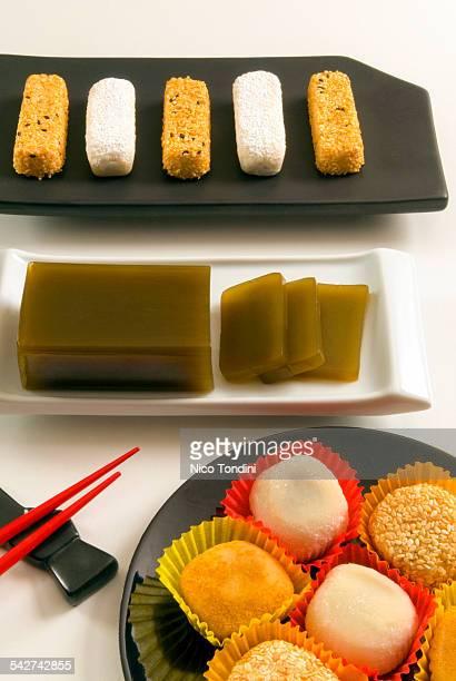 Japanese traditional dessert