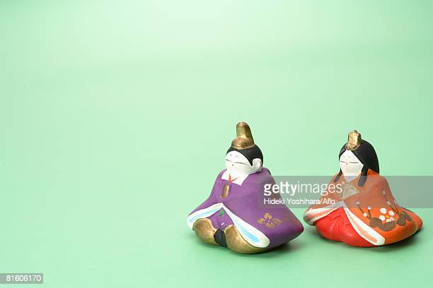 Japanese Traditional figurines