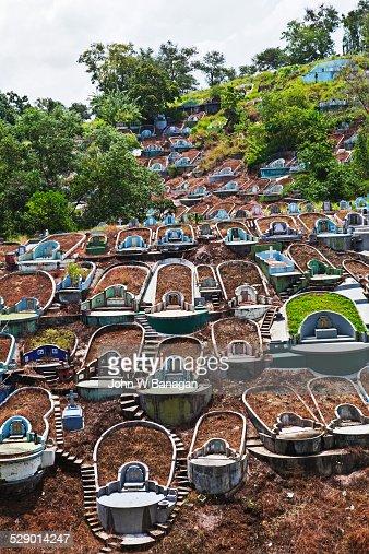 Japanese  war cemetery, Sandakan, Borneo