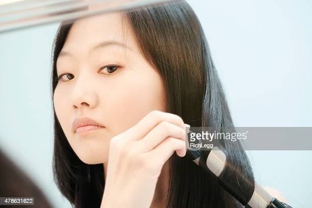 Curling Tongs Stock Photos And Pictures Getty Images