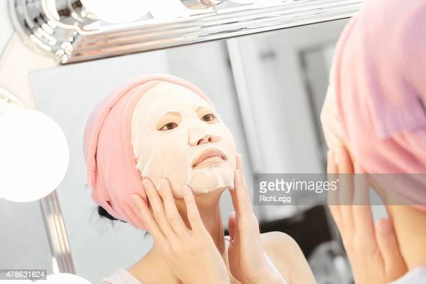 Japanese Woman Beauty