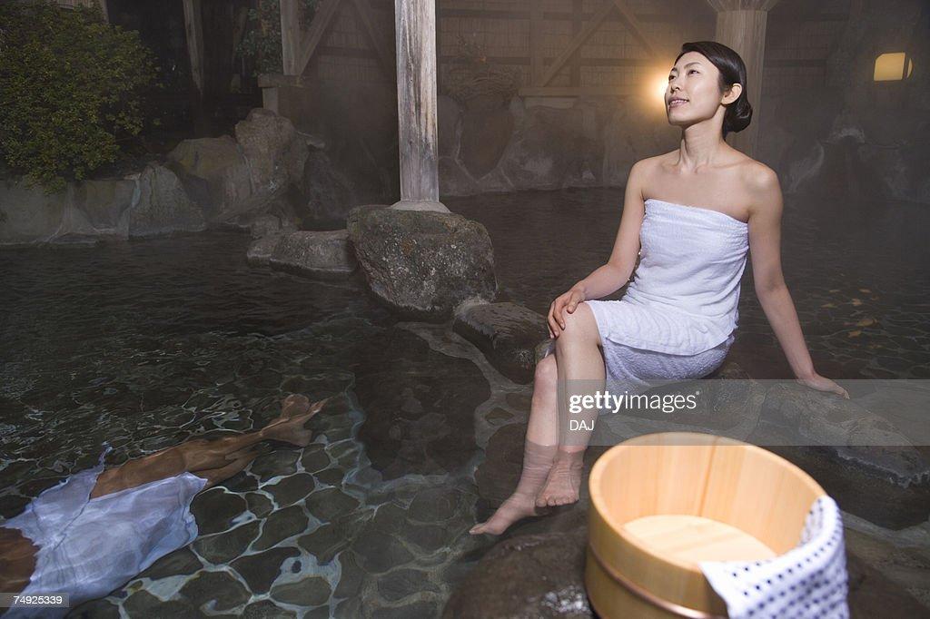 Agree, japan girls hot tubs advise