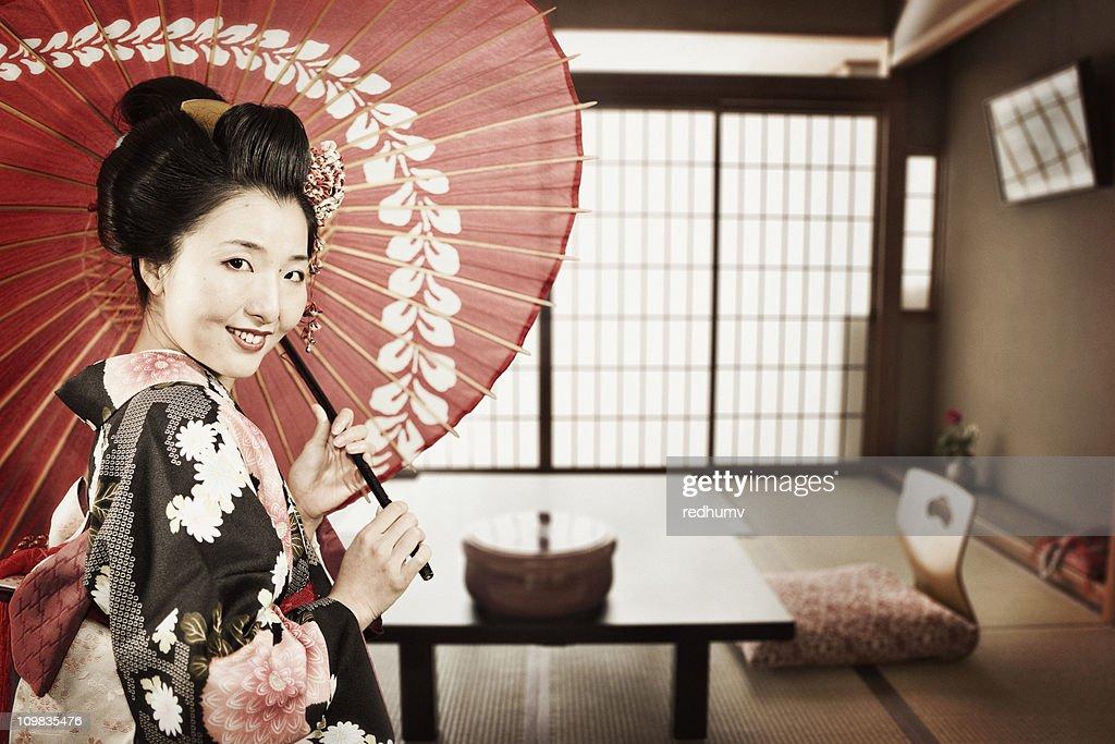Japanische Frau Pick Up High Class Frauen Abholung -