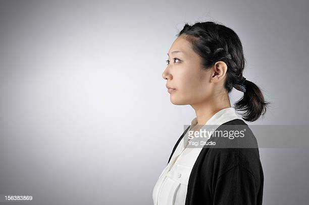 japanese woman portrait