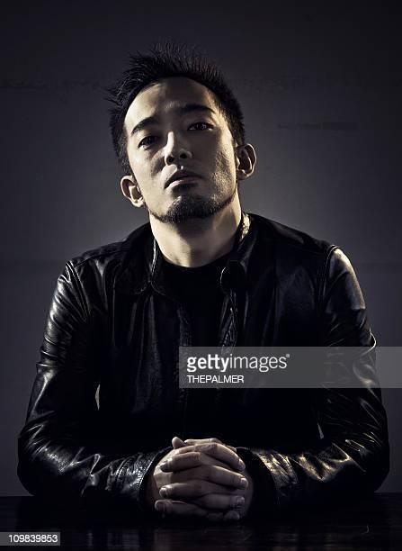 japanese yakuza member