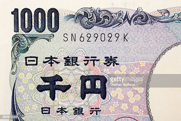 1,000 Japanese Yen Currency