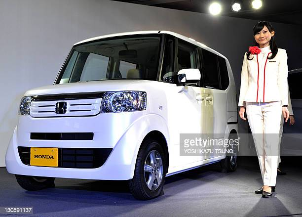 An S Auto Giant Honda Unveils The Com