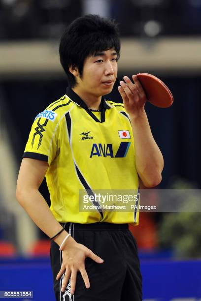 Japan's Jun Mizutani