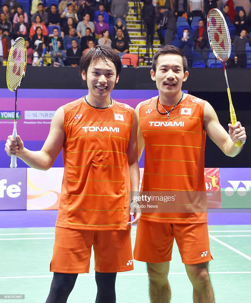 Badminton Sonoda Kamura capture Hong Kong doubles crown