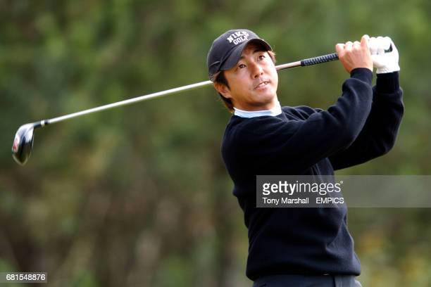 Japan's Keiichiro Fukabori in action
