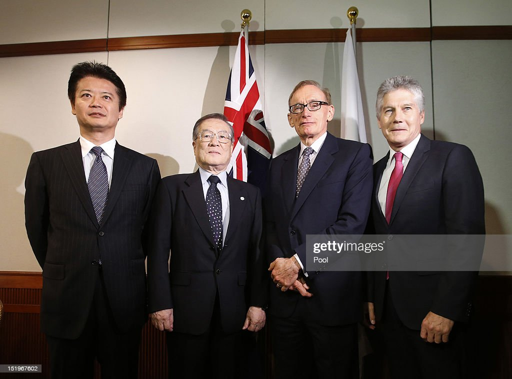 Australia-Japan Ministerial Meetings Underway In Sydney