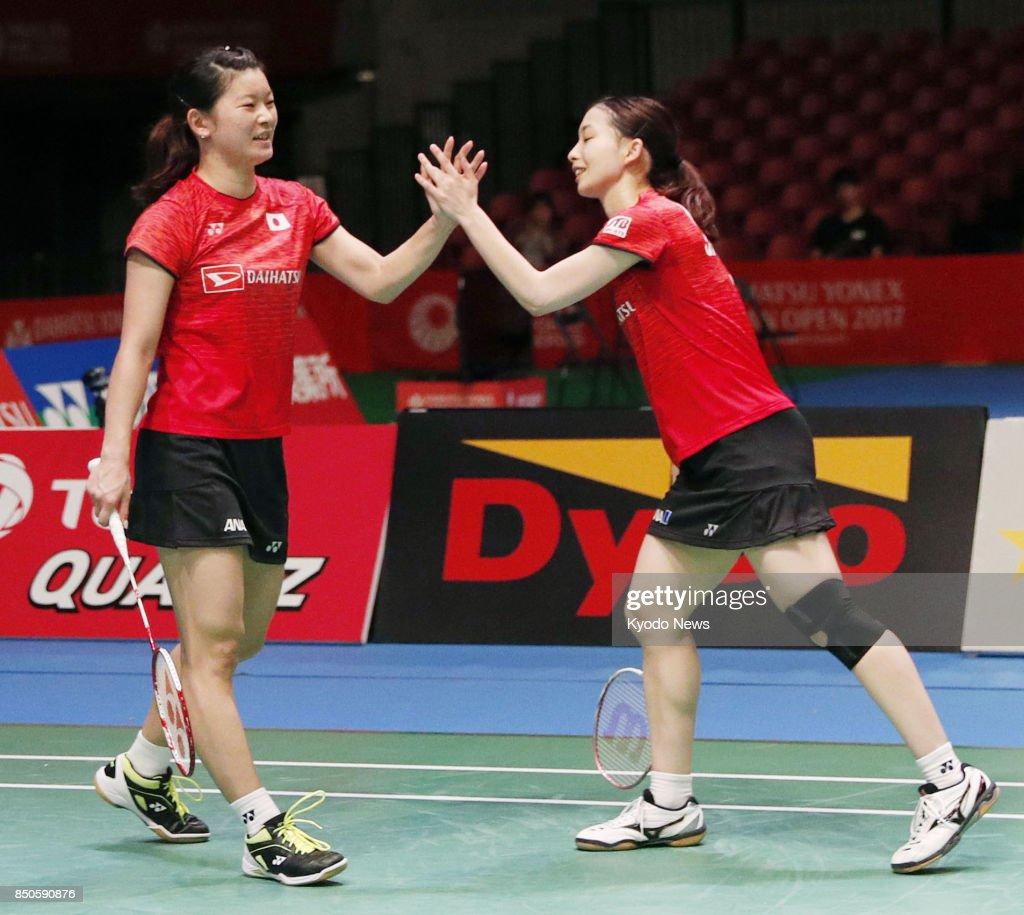 Badminton Okuhara breezes past Sindhu at Japan Open