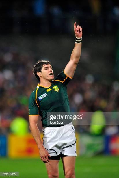 Jaque FOURIE Afrique du Sud / Namibie Coupe du Monde de Rugby 2011