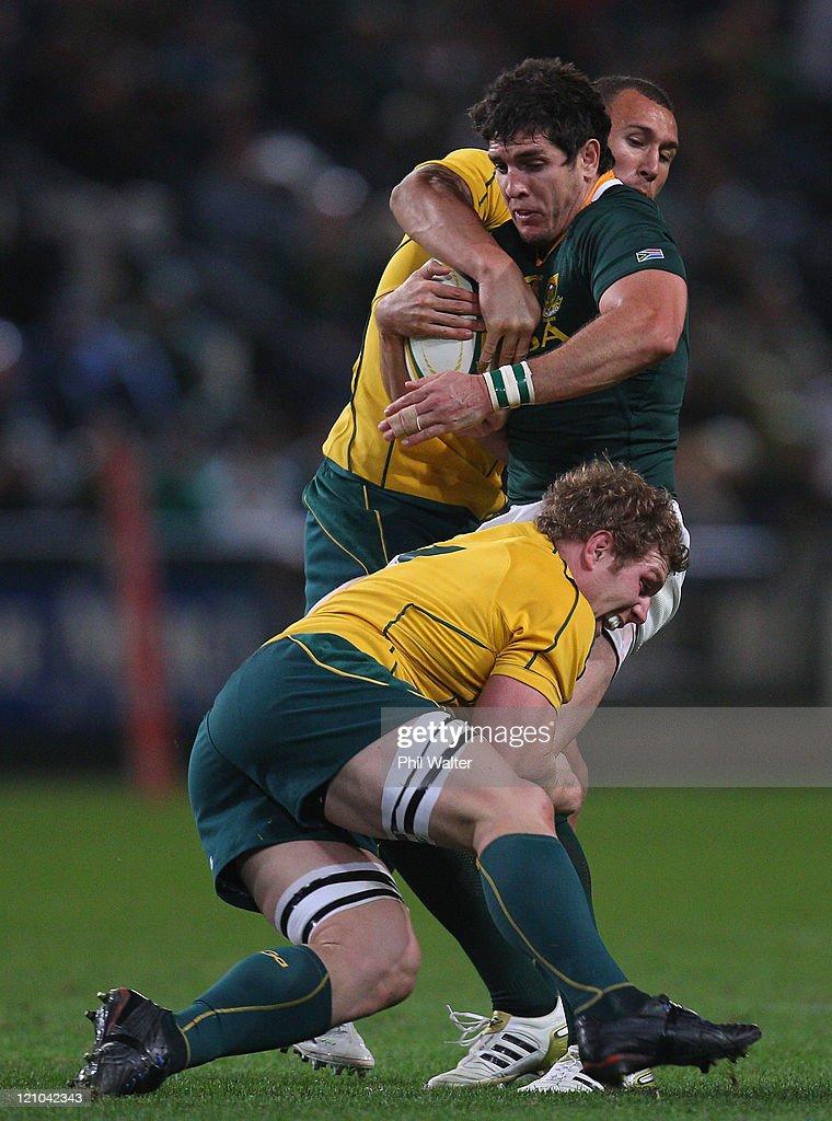 Tri Nations - South Africa v Australia