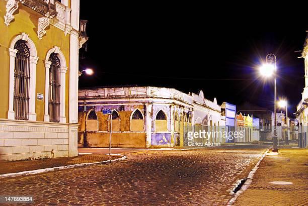 Jaragua historic district in Maceio
