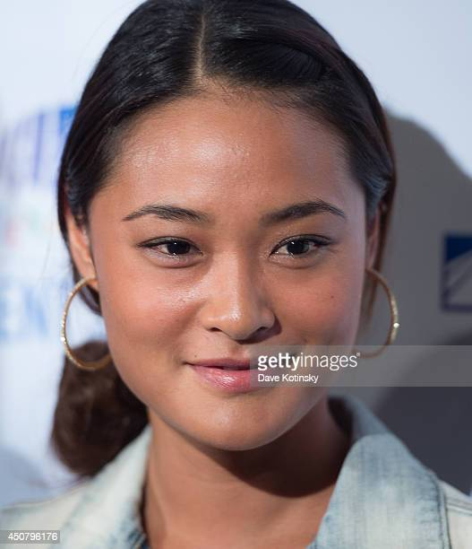 Jarah Mariano attends 2014 'Garden of Dreams Hero' awards and talent show>> at Radio City Music Hall on June 17 2014 in New York City
