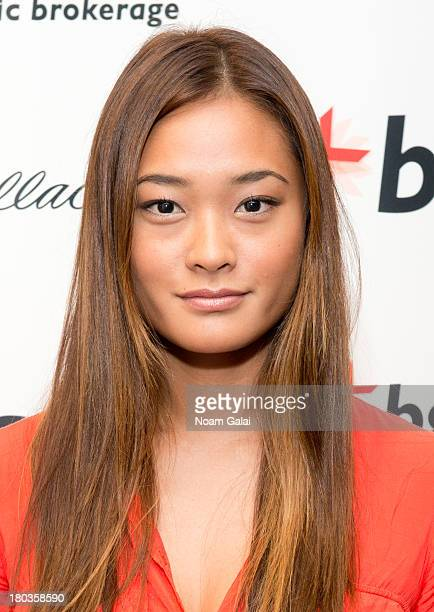 Jarah Mariano attends Cantor Fitzgerald and BGC Partners Annual Charity Day at BGC Partners INC on September 11 2013 in New York City