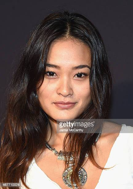 Jarah Mariano attends the 2015 New York Spring Spectacular at Radio City Music Hall on March 26 2015 in New York City