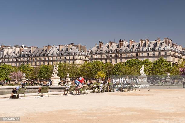 Jardin des tuileries stock photos and pictures getty images for Jardin de france