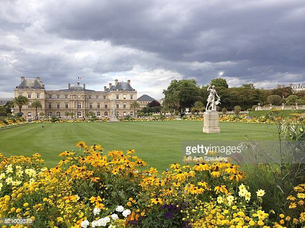 Jardin Du Luxembourg most popular park and garden