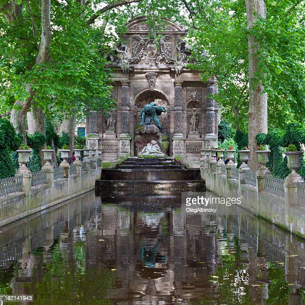 Le jardin du luxembourg stock photos and pictures getty for Jardin jardin paris
