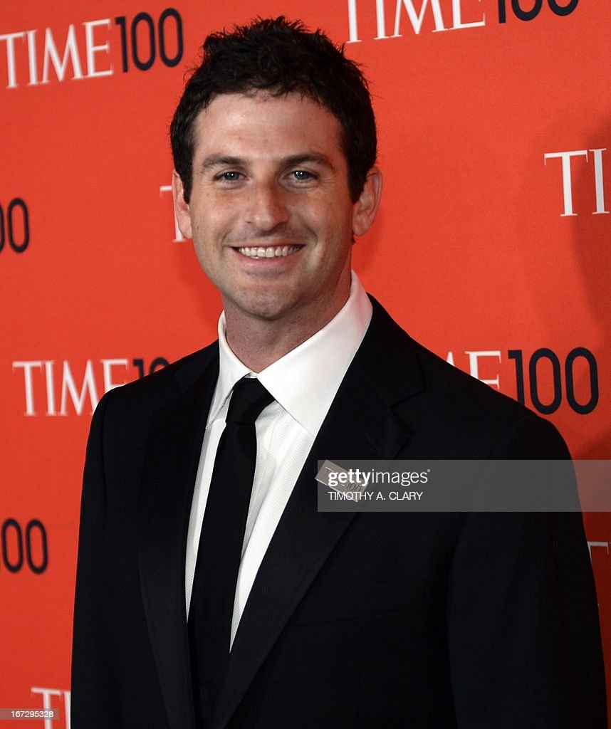Jared Cohen, Director of Google Ideas, attends the Time 100 Gala celebrating the Time 100 issue of the Most Influential People In The World at Jazz at Lincoln Center on April 23, 2013 in New York. AFP PHOTO / TIMOTHY A.CLARY