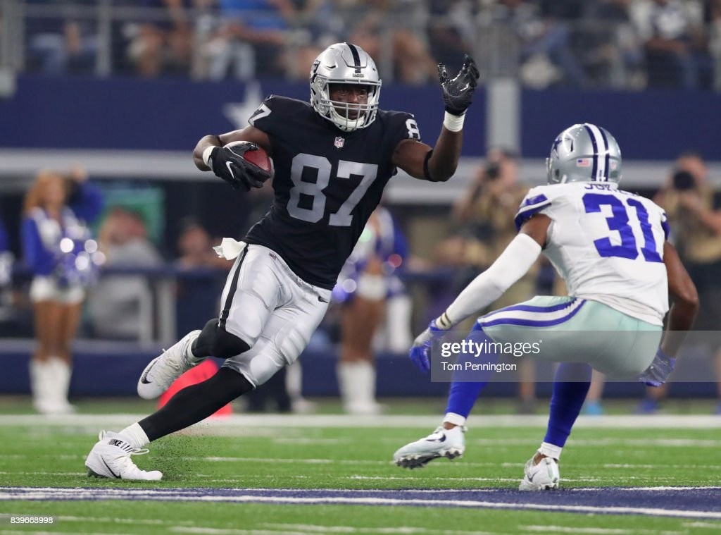 Oakland Raiders v Dallas Cowboys