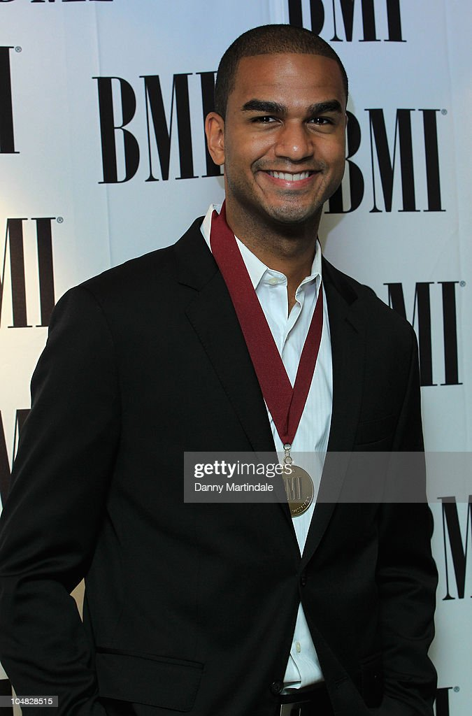 Jared Cotter arrives at BMI Awards at The Dorchester on October 5, 2010 in London, England.