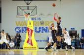 Jared Cunningham of the Bakersfield Jam shoots a shot against the Santa Cruz Warriors on November 30 2013 at Kaiser Permanente Arena in Santa Cruz...