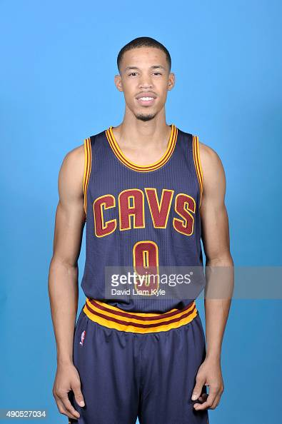Jared Cunningham of the Cleveland Cavaliers poses for a portrait during media day at The Cleveland Clinic Courts on September 28 2015 in Independence...