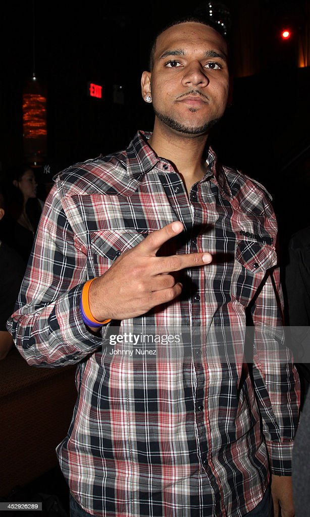 Jared Dudley attends Sari Baez's Birthday celebration at Marquee on November 30, 2009 in New York City.