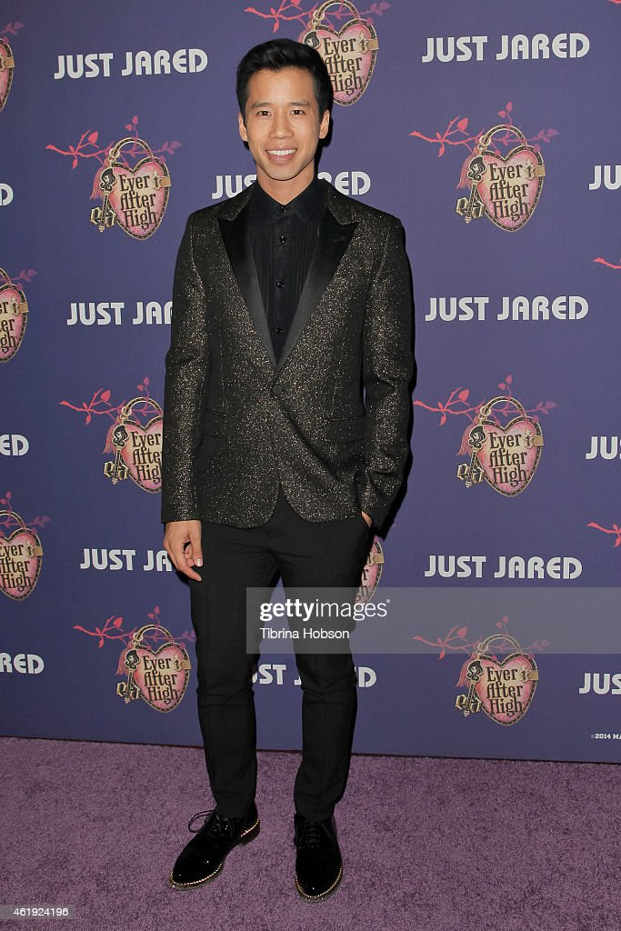Jared Eng attends Just Jared's homecoming dance at El Rey Theatre on November 20, 2014 in Los Angeles, California.