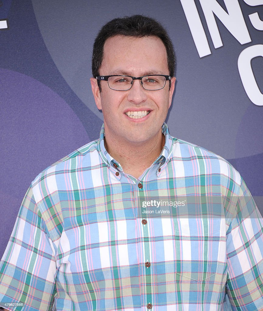 Jared Fogle attends the premiere of 'Inside Out' at the El Capitan Theatre on June 8, 2015 in Hollywood, California.