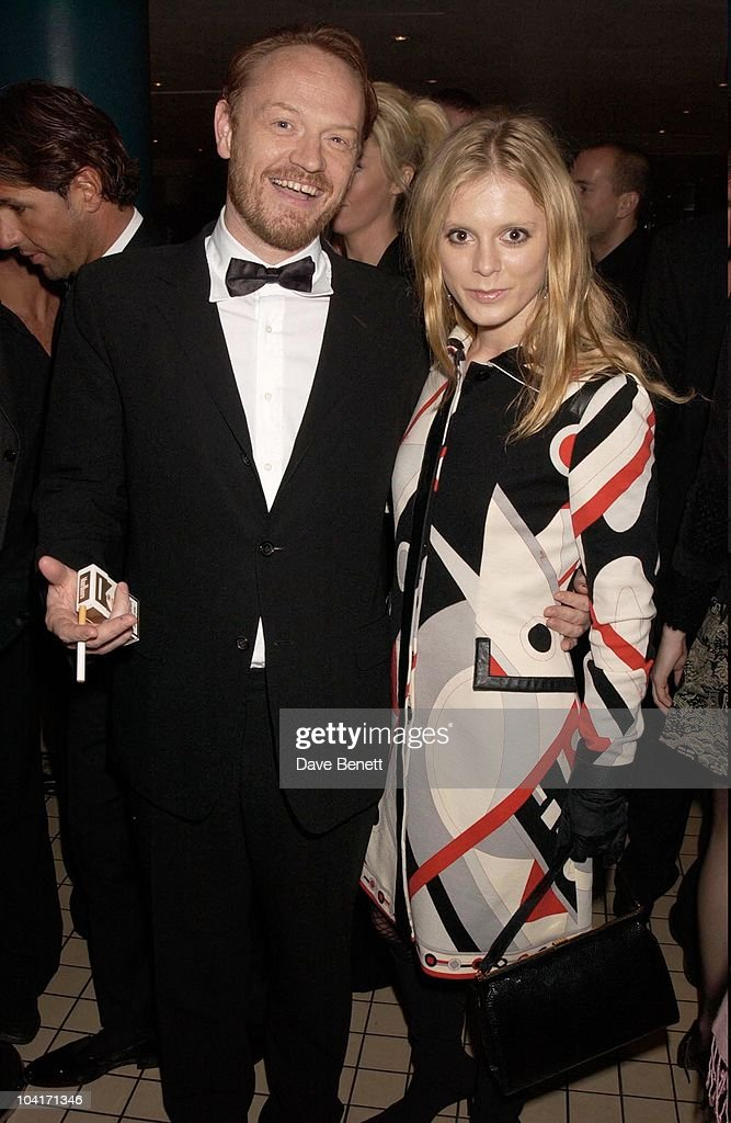 Jared Harris And Emilia Fox, Sylvia Movie After Party At Mezzo In Wardour Street, London