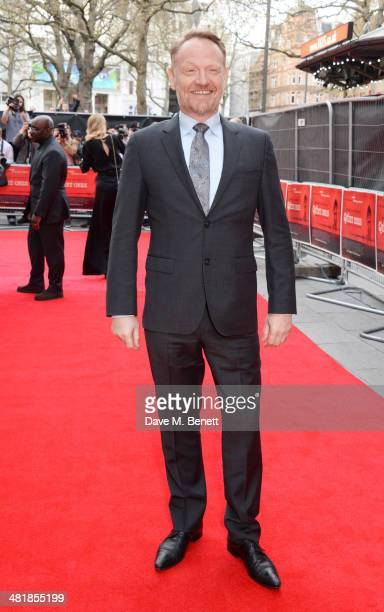 Jared Harris attends the World Premiere of 'The Quiet Ones' at the Odeon West End on April 1 2014 in London England