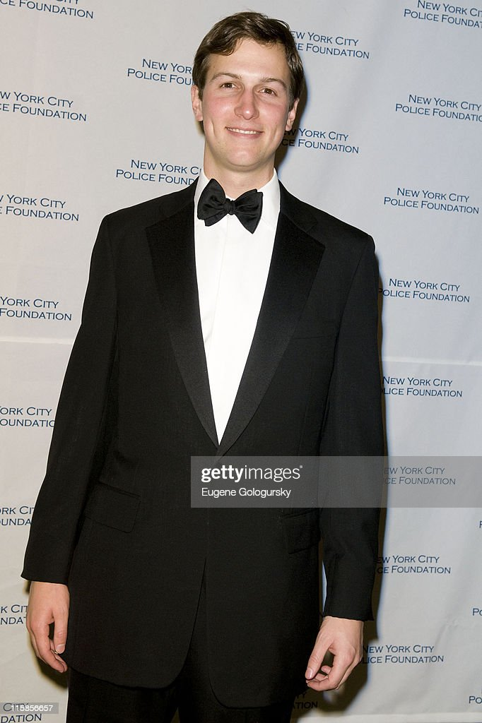 Jared Kushner attends The 30th Annual New York City Police Foundation Gala March 11, 2008 at the Waldorf Astoria in New York City.